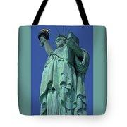 Statue Of Liberty 12 Tote Bag