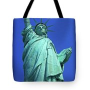 Statue Of Liberty 17 Tote Bag