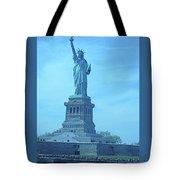 Statue Of Liberty 22 Tote Bag