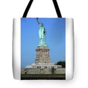 Statue Of Liberty 3 Tote Bag