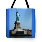 Statue Of Liberty 6 Tote Bag