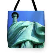 Statue Of Liberty 9 Tote Bag