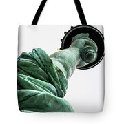 Statue Of Liberty, Arm, 3 Tote Bag