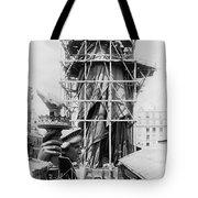 Statue Of Liberty, C1883 Tote Bag