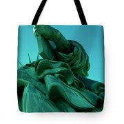 Statue Of Liberty New York City Tote Bag