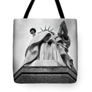Statue Of Liberty, Tall Tote Bag