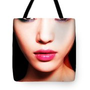 Stay In My Numbers Tote Bag