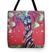 Stay Rooted- Stay Grounded Tote Bag