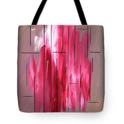 Staying Between The Lines Tote Bag