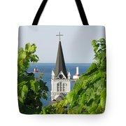 Ste. Anne's Steeple Tote Bag