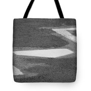 Stealing Home Tote Bag