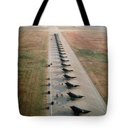 Stealth Fighters 37 Tactical Fighter Wing Tote Bag