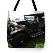 Steam Car Tote Bag