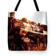 Steam Engine 3716 Tote Bag