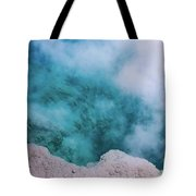 Steam Hole Tote Bag