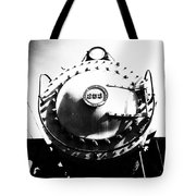 Steam Locomotive #253 Tote Bag