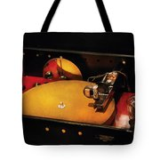 Steam Punk - Hey Dj Make Some Noise Cine-music System Tote Bag by Mike Savad