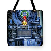 Steam Tidings Tote Bag
