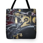 Steam Tractor Tote Bag