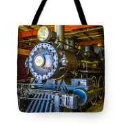 Steam Train 25 Tote Bag