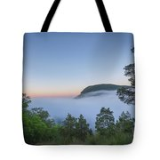 Steam Valley  Tote Bag