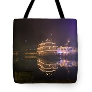Steamboat Reflections Tote Bag