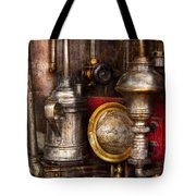 Steampunk - Needs Oil Tote Bag