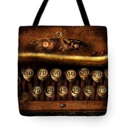 Steampunk - Remuneration Mechanism Tote Bag