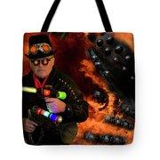 Steampunk Bob 12 Tote Bag