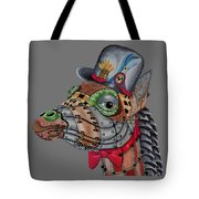 Steampunk G Tote Bag