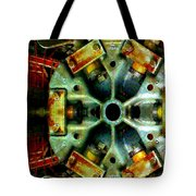 Steampunk Machination 1 Tote Bag