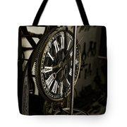 Steampunk - Timekeeper Tote Bag