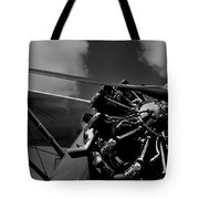 Stearman Pt-18 Kadet - 1940 Tote Bag