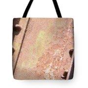 Steel Beam Tote Bag