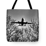 Steel Bird Tote Bag