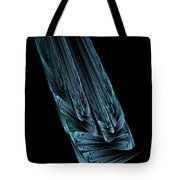 Steel Feathers Tote Bag