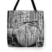 Steel Industry - Bethlehem Steel Tote Bag