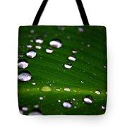 Steel Rain Tote Bag