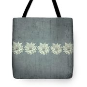 Steely Gray Bluer Version Tote Bag