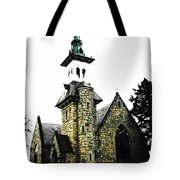 Steeple Chase 2 Tote Bag