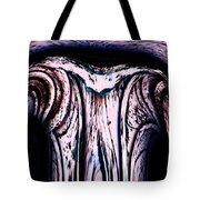 Steer Horns Tote Bag