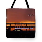 Steinbrenner Field Tote Bag