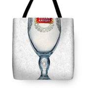 Stella Artois Chalice Painting Collectable Tote Bag