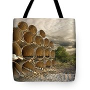 Stella's Pipes Tote Bag