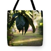 Step Into The Garden Tote Bag