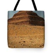 Step Pyramid Tote Bag