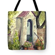 Stephanie's Porch Tote Bag