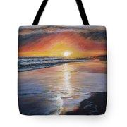 Stephanie's Sunset Tote Bag
