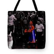 Stephen Curry Sweet Victory Tote Bag