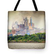 Stephen King Fog Plant Tote Bag